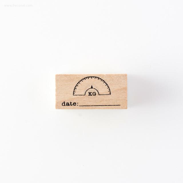 手帳スタンプ 体重記録(FMK0955)【ネコポスOK】