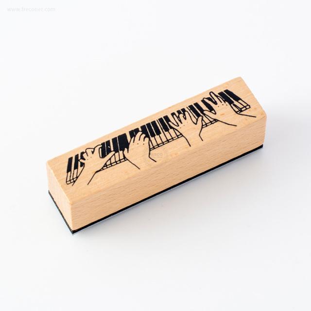 手帳デコスタンプ ピアノ(FSG3393)【ネコポスOK】