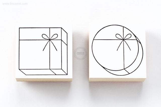 ギフトスタンプ ボックス【ネコポスOK】