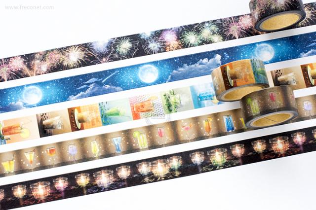 星空百貨マスキングテープ 3rd おまとめパック(HH-FU01~05)【クロネコDM便OK】