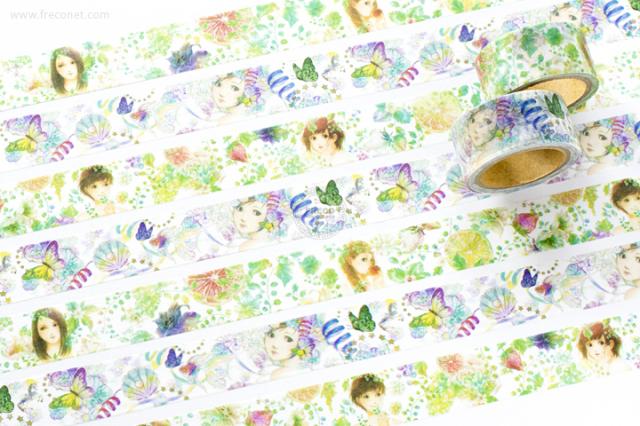 星空百貨マスキングテープ 4th おまとめパック(HH-NE01~02)【ネコポスOK】