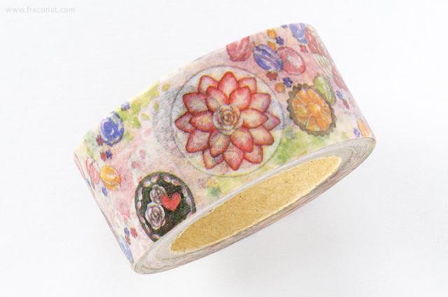 星空百貨マスキングテープ おやつの時間(HH-YS03)【ネコポスOK】