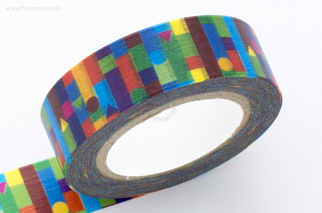 KITERA マスキングテープ サクラクレパス クーピー(KMT-FY)【ネコポスOK】