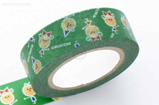 KITERA マスキングテープ サクラクレパス クレヨン(KMT-LY)【ネコポスOK】