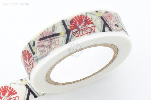 KITERA マスキングテープ ツバメノート(KMT-TB1)【ネコポスOK】