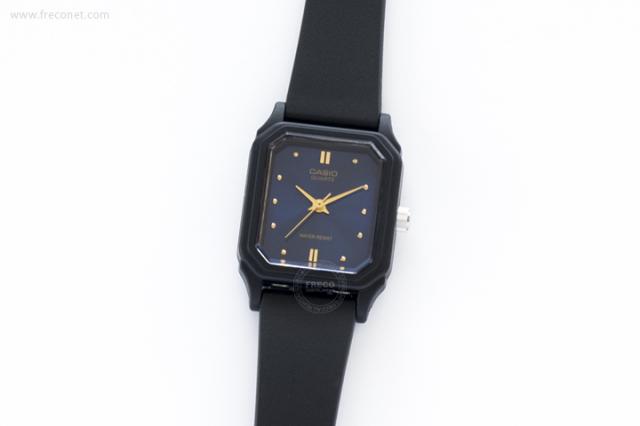 CASIO 腕時計 スクエア スモール ミッドブルー(LQ-142E-2A)【ネコポスOK】