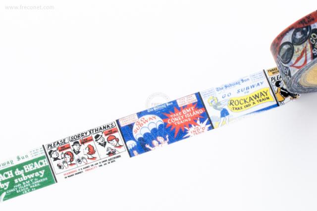 MTAマスキングテープ poster(MA-032)ネコポスOK】