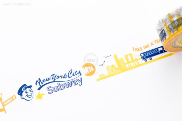 MTAマスキングテープ train(MA-033)【ネコポスOK】