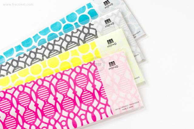 3120 Printed envelope Mサイズ【ネコポスOK】