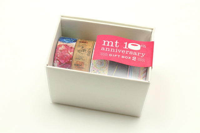 mtギフトボックス 10th Anniversary ver.2【宅急便配送】