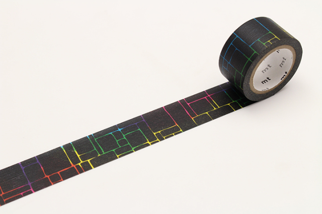 mt fab 黒板テープ 黒板・カラフル(MTBB006)【クロネコDM便OK】