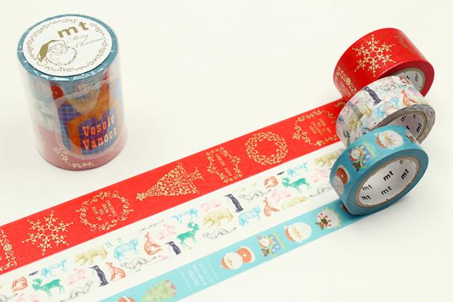 《ご予約商品・11月上旬入荷予定》mtクリスマスセット2019 A(MTCMAS100)【宅急便配送】