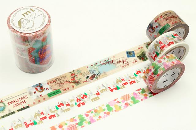 《ご予約商品・11月上旬入荷予定》mtクリスマスセット2019 B(MTCMAS101)【宅急便配送】