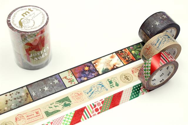 《ご予約商品・11月上旬入荷予定》mtクリスマスセット2019 C(MTCMAS102)【宅急便配送】