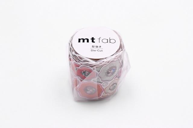 《予約受付中・3月上旬再入荷予定》mt fab 花とパール(MTKT1P11)【宅急便配送】