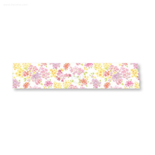 ローラ・アシュレイ マスキングテープ アメリ(MT-LA5)【宅急便配送】