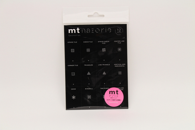 mt nazorie 専用フイルム Geometries(MTNZP03)【ネコポスOK】
