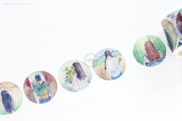 小莫文具マスキングテープ 背景(MTO-501213)【宅急便配送】