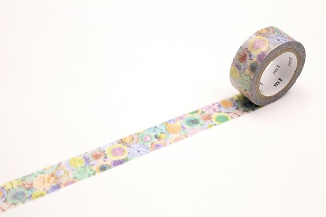 mt fabパールテープ クイリングフラワー(MTPL1P05)【ネコポスOK】