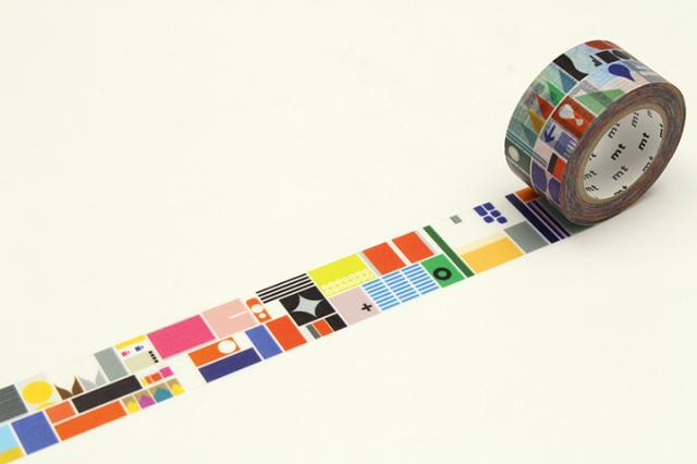 mt artist series ストックホルムデザインラボ Remixed shapes(MTSDL03)【ネコポスOK】