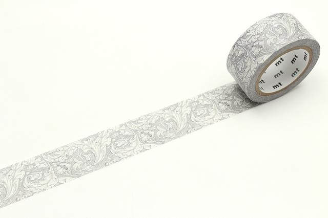《ご予約商品・9月上旬入荷予定》mt ウィリアム・モリス Pure Bachelors Button Stone/Linen(MTWILL17)【ネコポスOK】