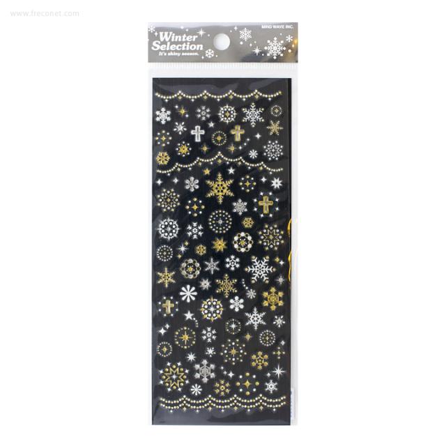 ウィンターセレクション 雪の結晶(74181)【ネコポスOK】