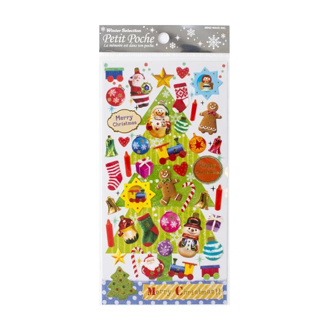 ウィンターセレクション プチポシェ クリスマスA(74188)【ネコポスOK】