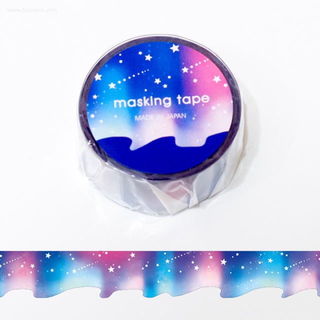 MWマスキングテープ オーロラ(94359)【ネコポスOK】