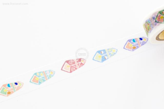 おいわいのしマスキングテープ のし並び(OG-076)【ネコポスOK】