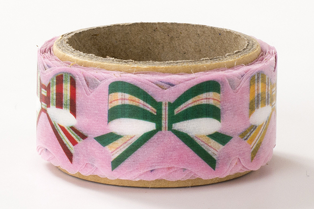 でこがたのマスキングテープ リボン(PN-1831-34-12)【ネコポスOK】