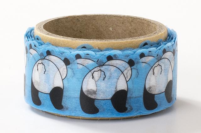 でこがたのマスキングテープ おしりパンダ(PN-1831-34-5)【ネコポスOK】