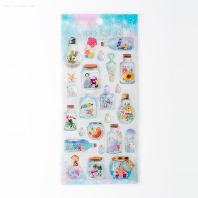 サマードロップシール ボトル(31200)【ネコポスOK】