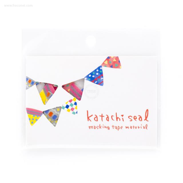 カタチシール さんかく(91314)【クロネコDM便OK】