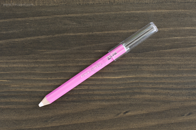 鉛筆型の消しゴム ペンケシ ピンク(RE028PK-150)【ネコポスOK】