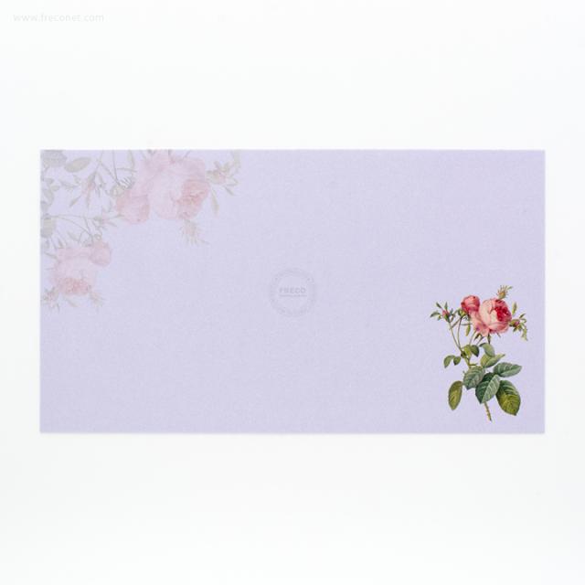 ルドゥーテ 封筒 B【ネコポスOK】