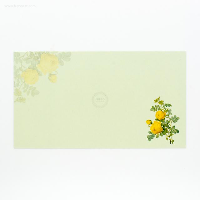 ルドゥーテ 封筒 C【ネコポスOK】