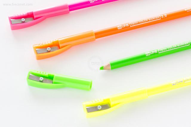 鉛筆の蛍光マーカー【ネコポスOK】