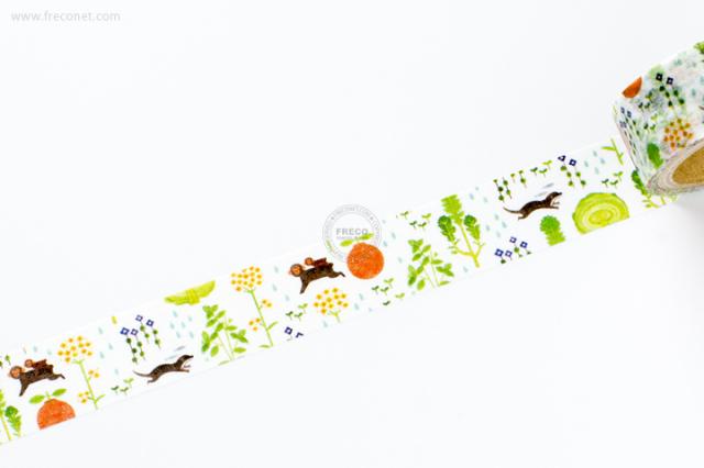 暦生活マスキングテープ 雨水(1282)【クロネコDM便OK】