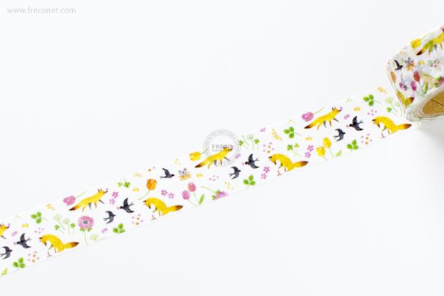 暦生活マスキングテープ 清明(1285)【クロネコDM便OK】
