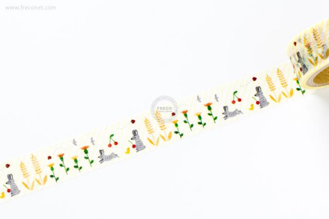 暦生活マスキングテープ 小満(1382)【ネコポスOK】