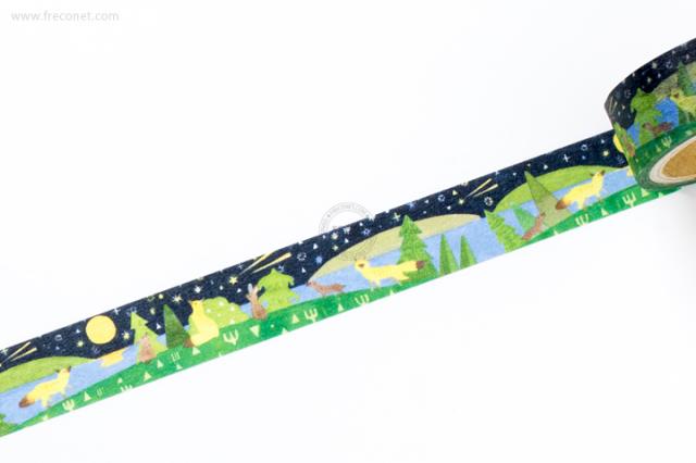 暦生活マスキングテープ 寒露(1485)【クロネコDM便OK】
