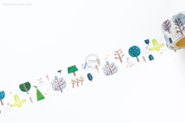 暦生活マスキングテープ 小雪(1582)【クロネコDM便OK】