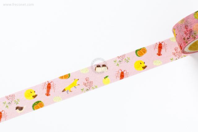 暦生活マスキングテープ 冬至(1584)【ネコポスOK】