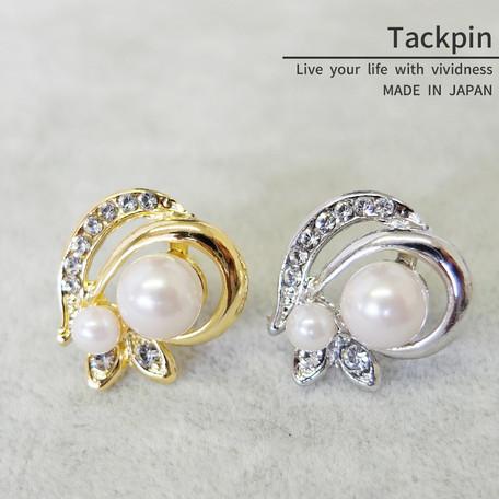 タックピン ミニコサージュ【ネコポスOK】