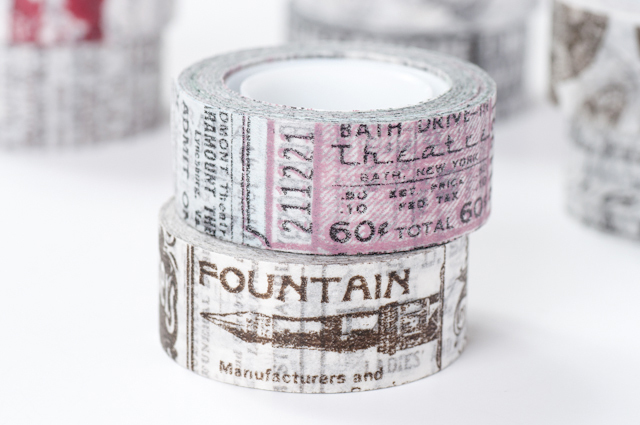 Tim Holtz Tissue Tape【メール便OK】