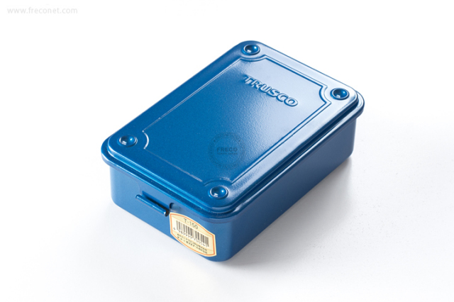 TRUSCO ツールボックス / ブルー(T-150)【宅急便配送】