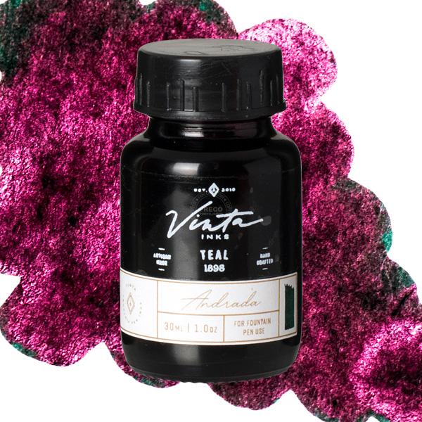 Vinta Inks シーニングインク Teal(N04)【宅急便配送】