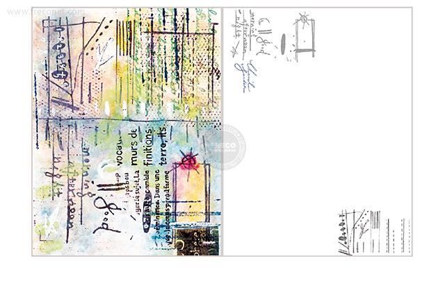 夏米花園ポストカード one day(XM-PC-024)【ネコポスOK】