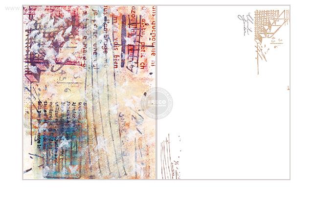 夏米花園ポストカード third floor(XM-PC-030)【ネコポスOK】