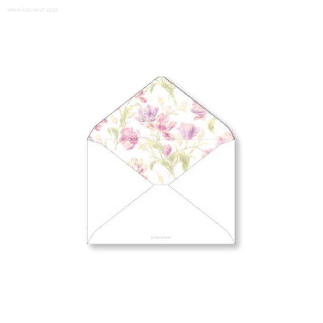 ローラ・アシュレイ 洋2封筒 ゴスフォード(ヨ-LA61)【ネコポスOK】